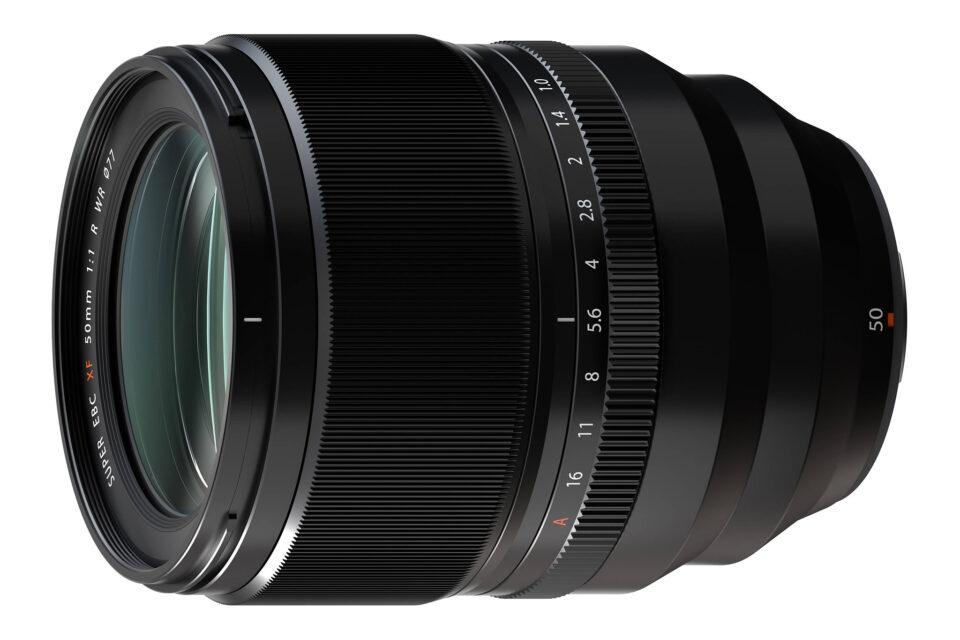 Fuji XF 50mm f/1.0 R WR