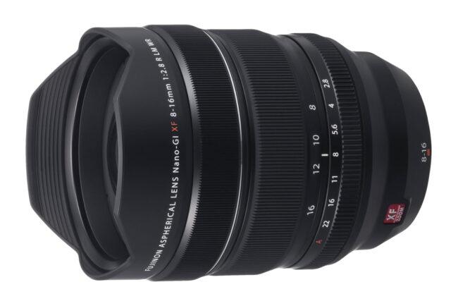 Fuji XF 8-16mm f/2.8 R LM WR