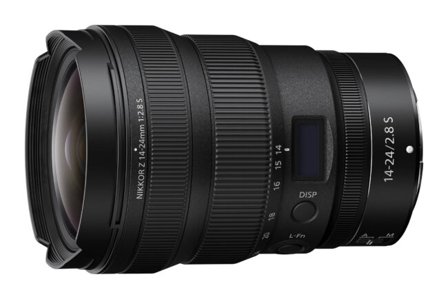 Nikon Z 14-24mm f/2.8 S Announcement
