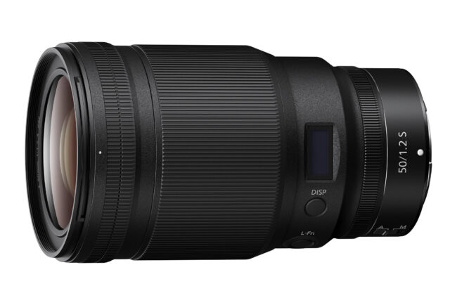 Nikon Z 50mm f/1.2 S Announcement