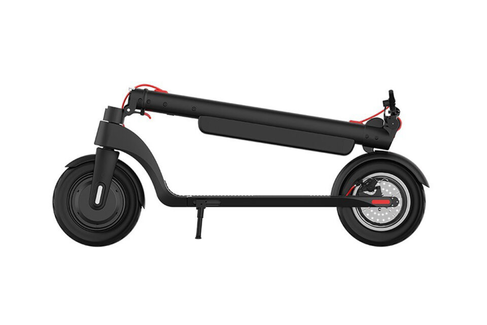 Turboant E-Scooter Folded