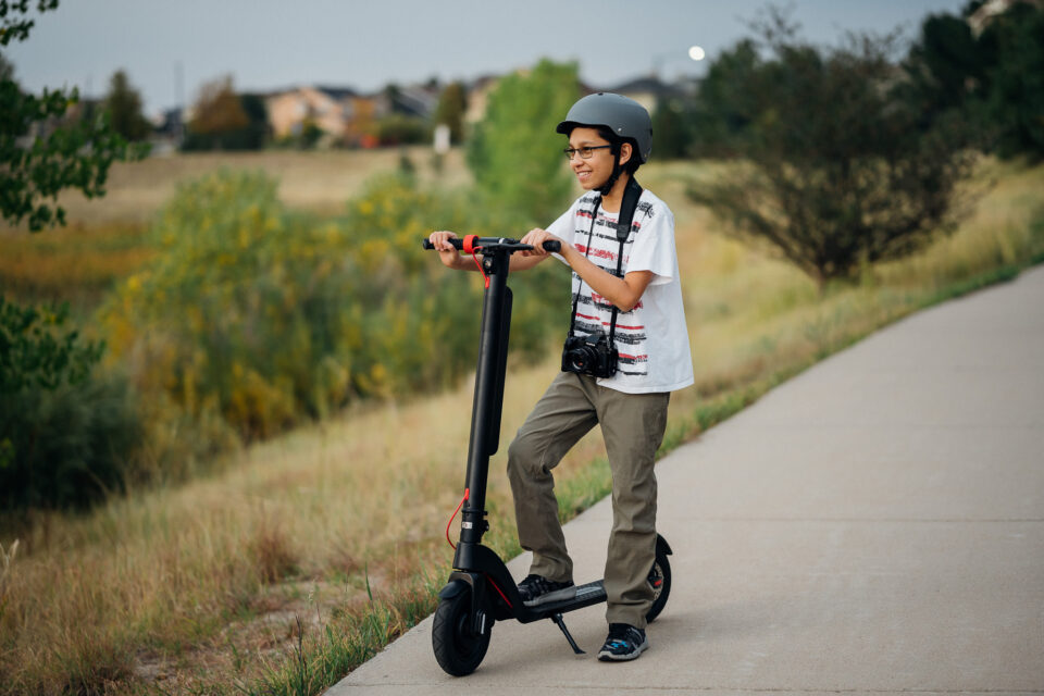 Turboant Electric Scooter #8