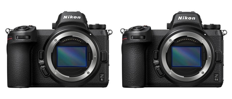 Nikon Z6 vs Z6 II
