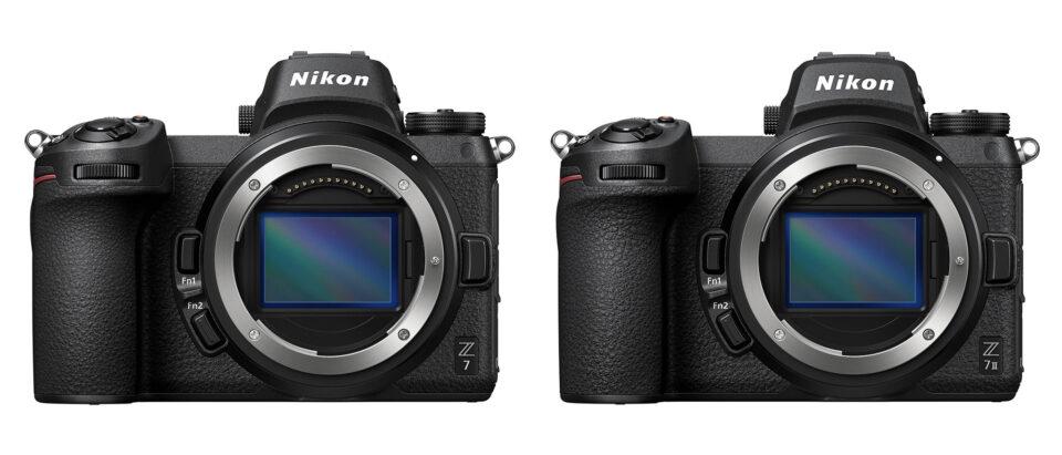 Nikon Z7 vs Z7 II
