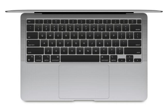 Apple MacBook Air M1 Keyboard