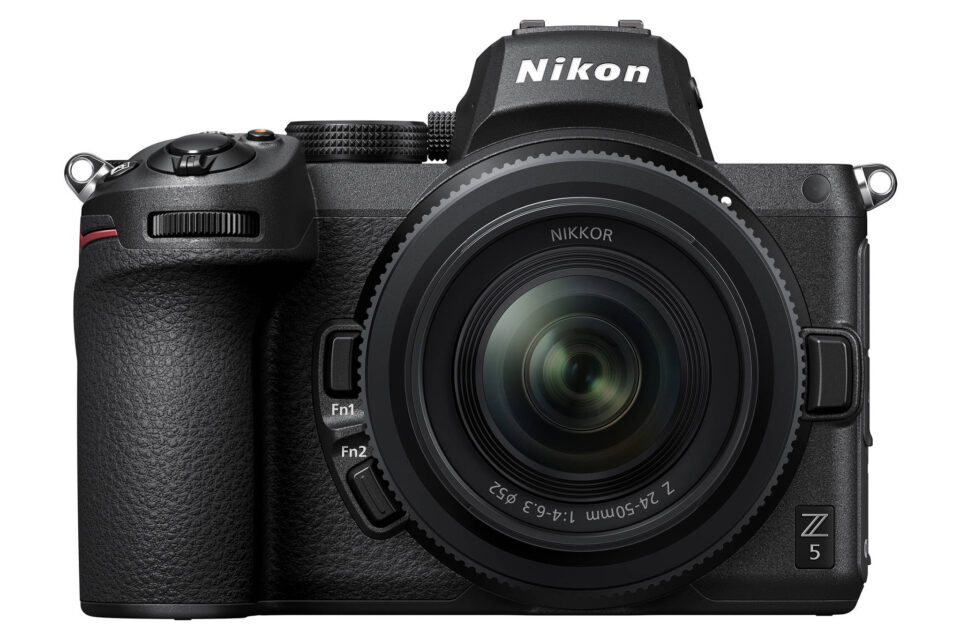 Nikon Z5 and 24-70mm Kit