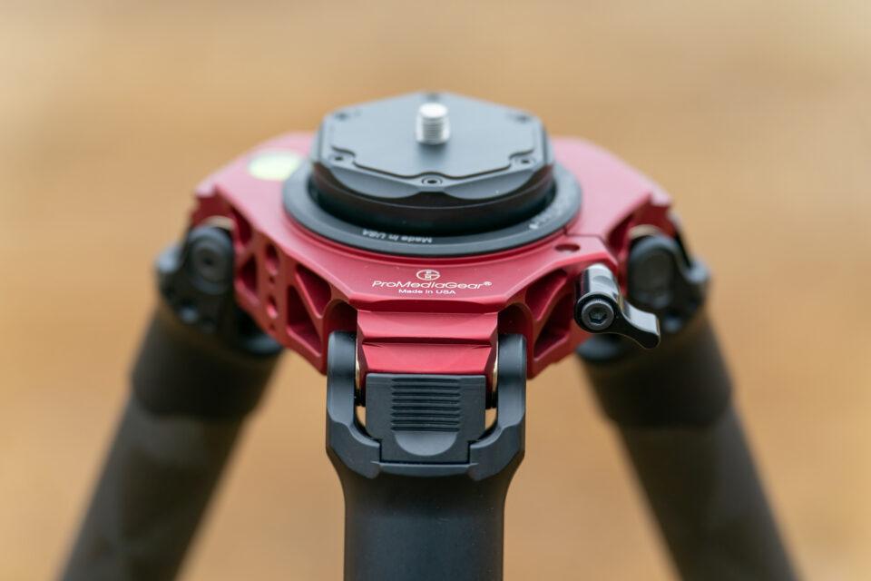 ProMediaGear TRBU75 Pro-Stix 75mm Leveling Head