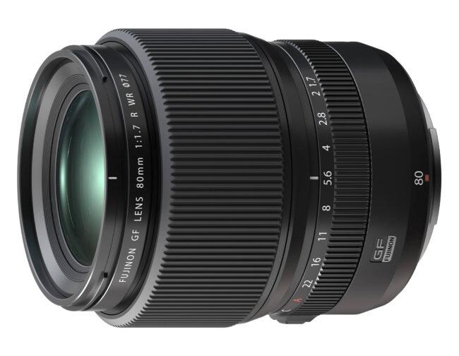 Fujifilm GF 80mm f/1.7 R