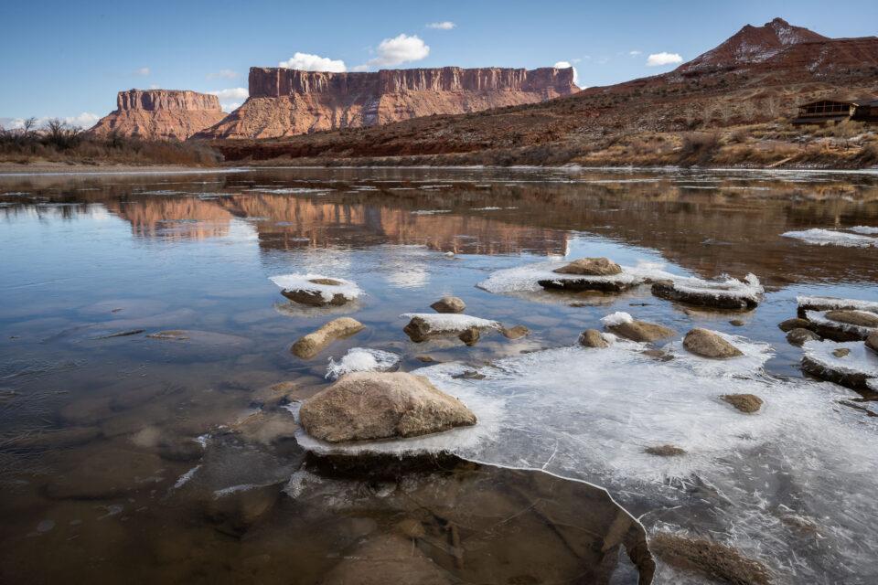 Icy Colorado