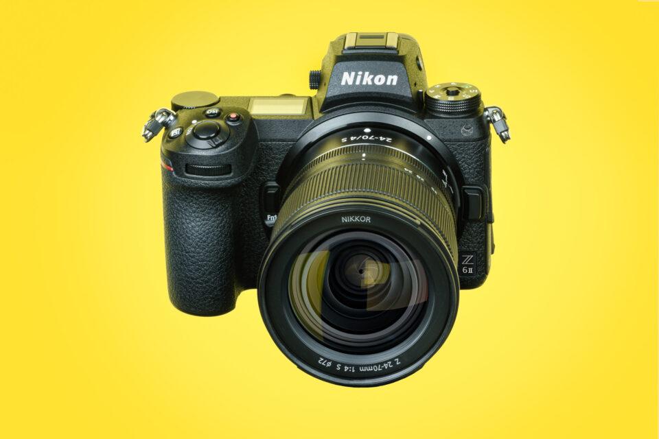 Nikon Z6 II Mirrorless Camera