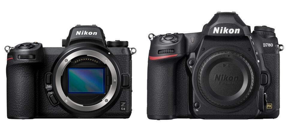 Nikon Z6 II vs Nikon D780