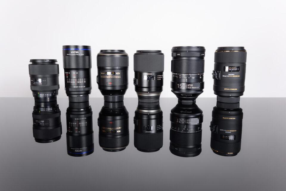 Best Macro Lens Comparison Test