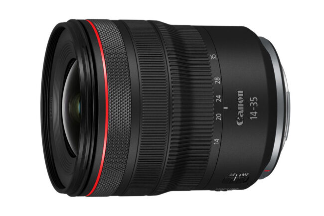 Canon RF 14-35mm f4 IS USM
