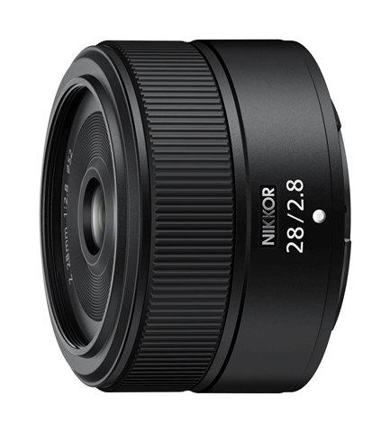 Nikon Z 28mm f2.8 Pancake Lens