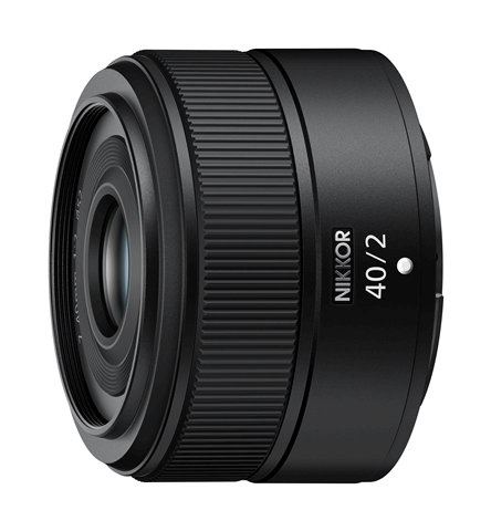 Nikon Z 40mm f2 Pancake Lens