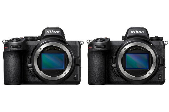 Nikon Z5 vs Z6 II