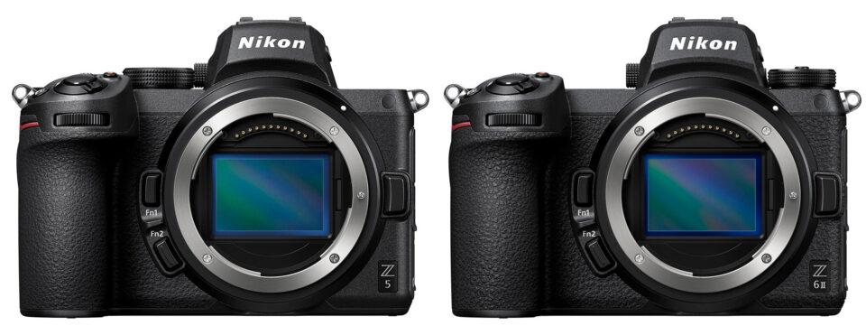 Nikon-Z5-vs-Z6-II