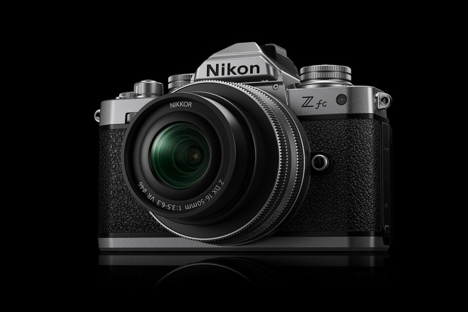 Nikon Zfc with 16-50mm f4.5-6.3 lens