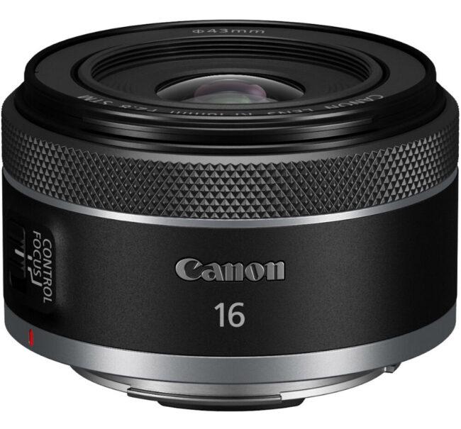 Foto oficial del producto Canon RF 16mm f2.8