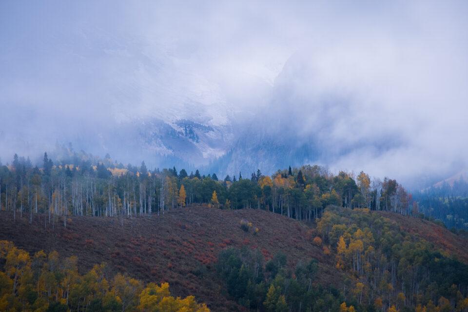 Teleobjetivo Aspen a Fog 2
