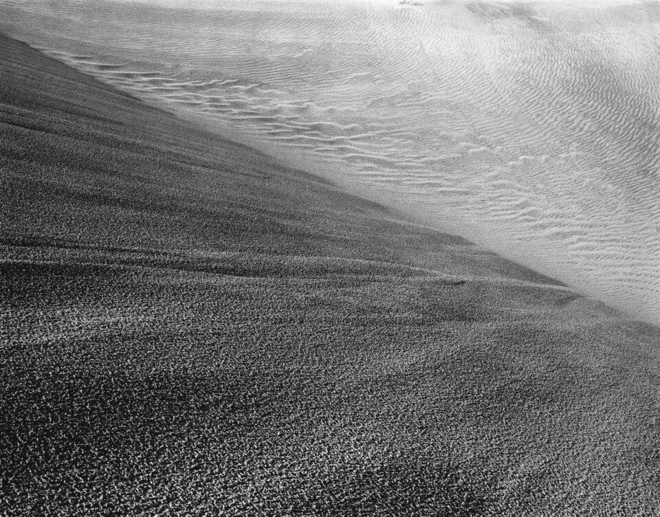 Resumen de las grandes dunas de arena