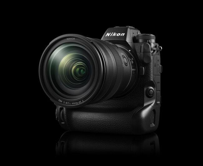 Nikon Z9 Announcement: The Peak of Nikon Mirrorless